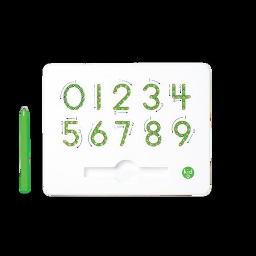 Numbers Magnatab 0-9