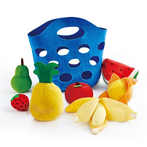 Toddler Soft Fruit Basket