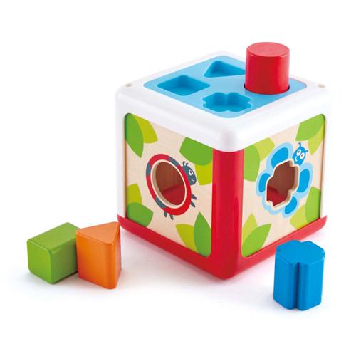 Hape Shape Sorting Box