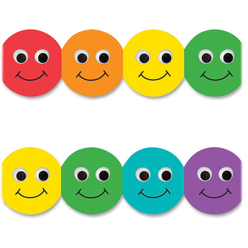 Smiley Faces Border