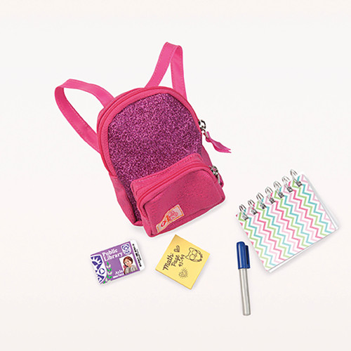 """Our Generation School Sack for 18"""" Dolls"""