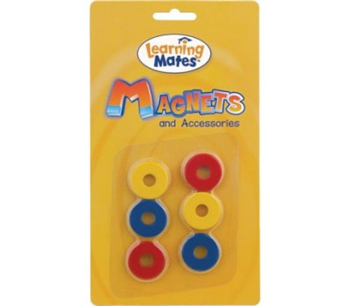 Ring Shapes Magnets-Set of 6