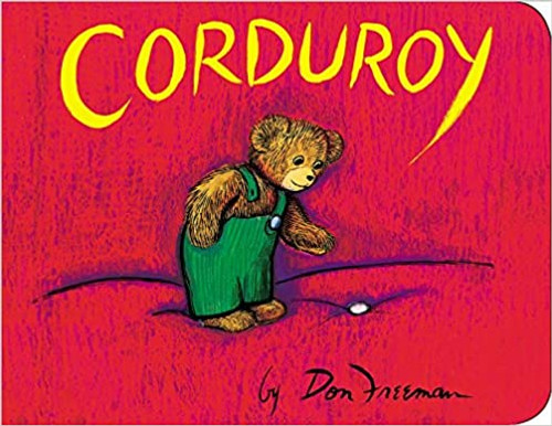 Corduroy Board Book