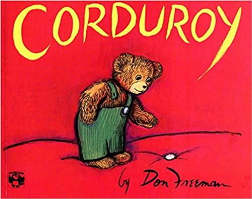 Corduroy Paperback Book