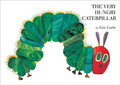 The Very Hungry Caterpillar Board