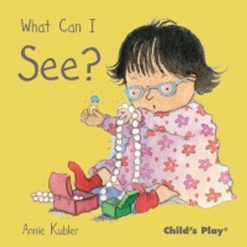 What Can I See? Board Book