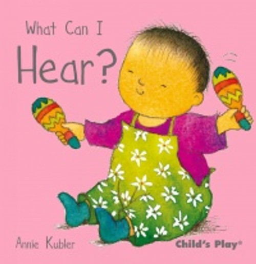 What Can I Hear? Board Book
