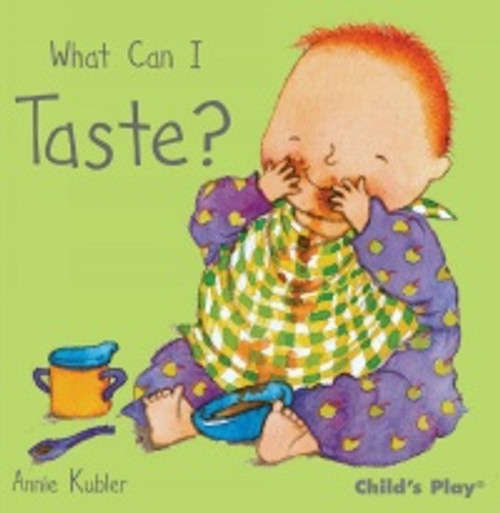 What Can I Taste? Board Book