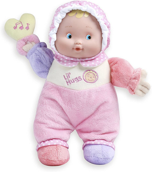 Lil' Hugs Pink Soft Baby Doll