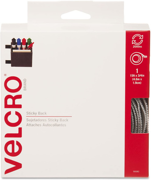 Velcro Hook and Loop Fastener Tape with Dispenser