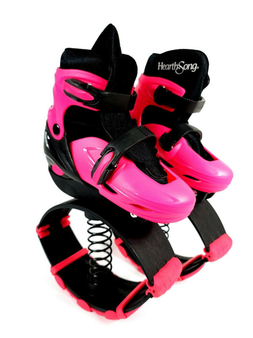 Bouncy Jumping Shoes Pink