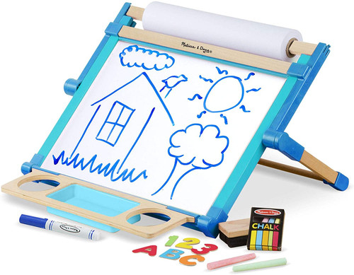 Melissa and Doug Tabletop Double Sided Easel