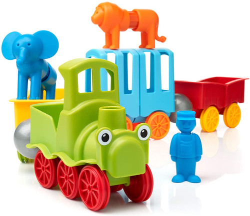 Magnetic Animal Train