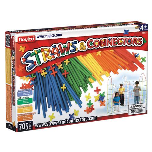 Straws & Connectors 700 Pieces