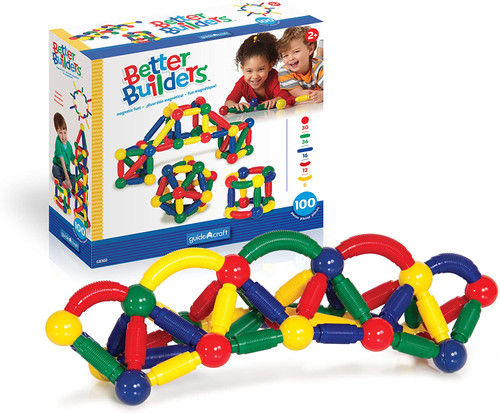 Better Builder 100 Pieces