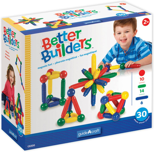 Better Builders 30 Pieces
