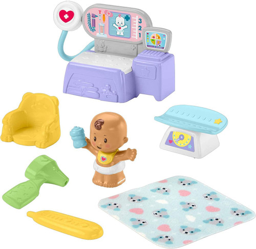 Fisher Price Little People Healthy Baby Checkup
