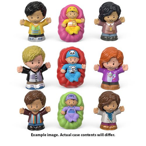 Fisher Price Little People Family of 3