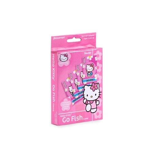 Hello Kitty Go Fish Card Game