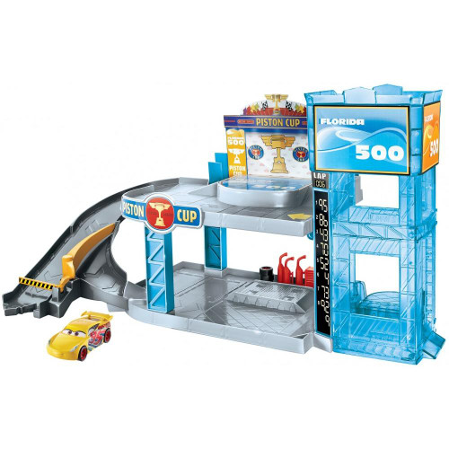 Hot Wheels Racing Garage