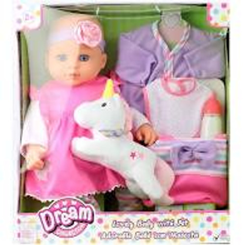 Baby Doll w/ Accesories