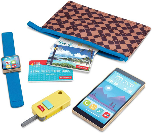 Fisher Price On the Go Wallet