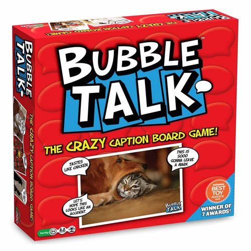 Bubble Talk Game