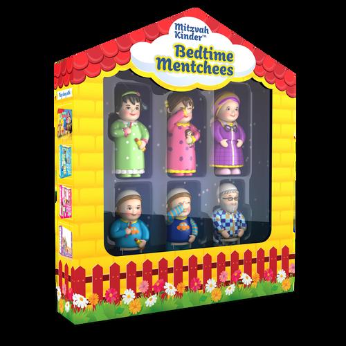 Mitzvah Kinder Bedtime Mentchees