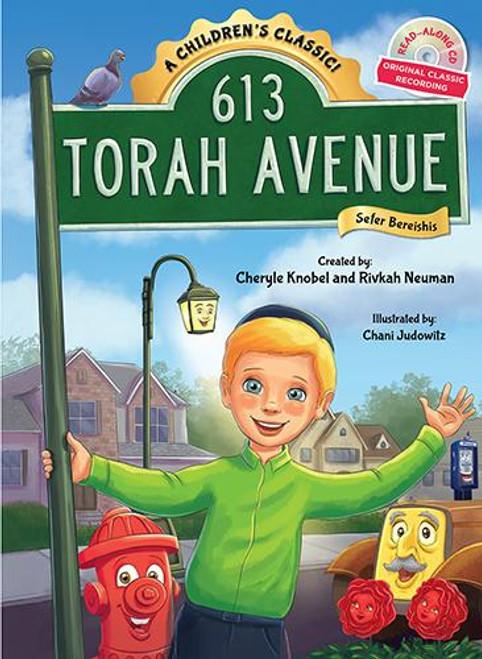 613 Torah Avenue- Bereishis