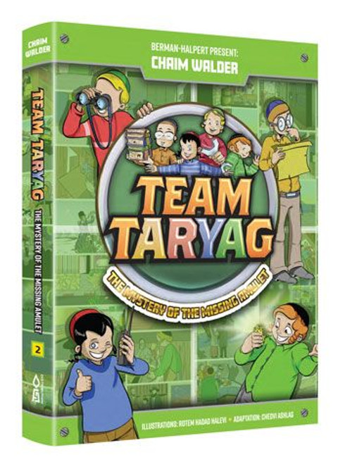 Team Taryag 2: The Mystery of The Missing Amulet