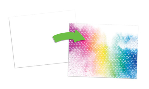 Color Reveal Textures Paper