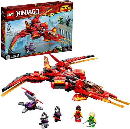 Lego Ningjago Legacy Kai Fighter