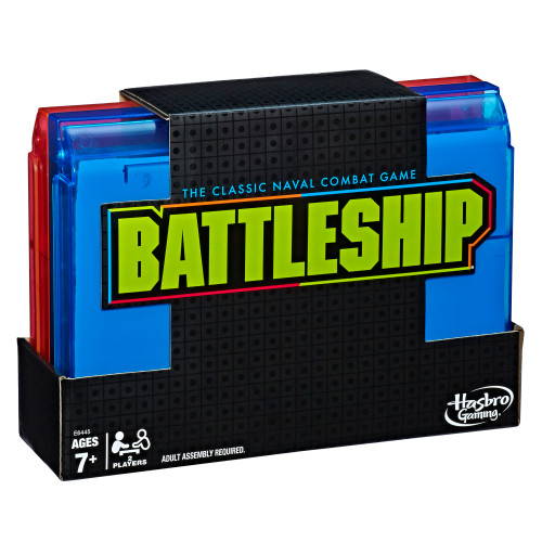 Battleship Neon Pop Classic Board Game
