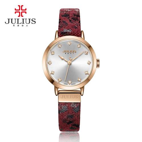 Julius Leopard Watch
