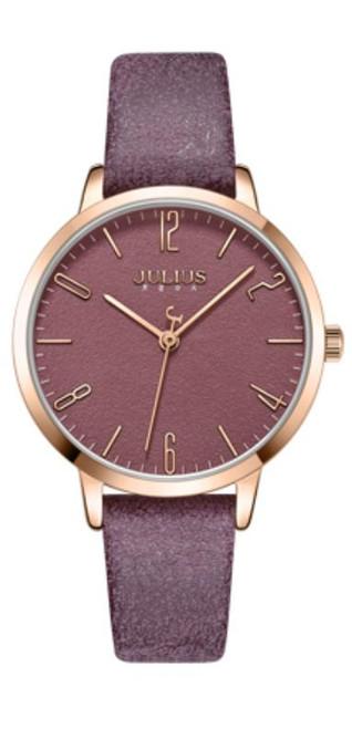 Julius Classic Mauve Watch