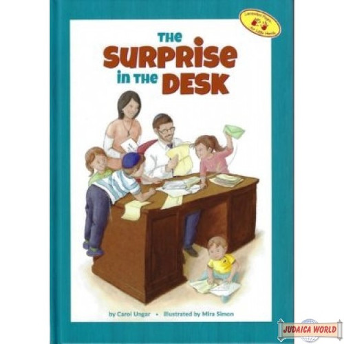 Surprise in the Desk