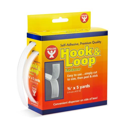 """Hook & Loop Fastener - 3/4"""" x 5 yds."""
