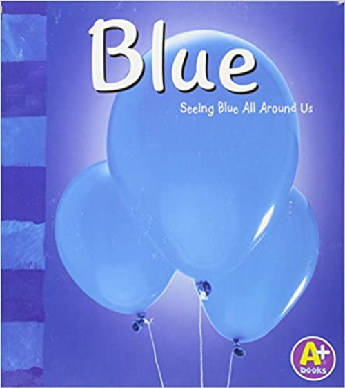 Blue (Colors Books)