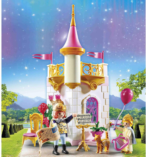 Playmobil Princess Starter Pack Castle