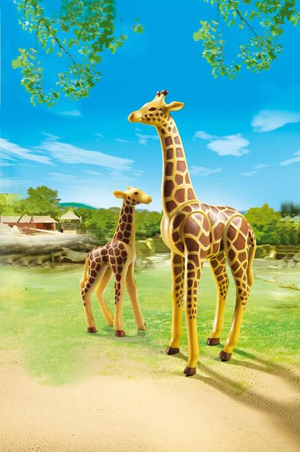 Playmobil Giraffes