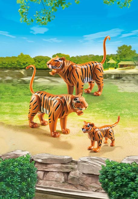 Playmobil Tigers