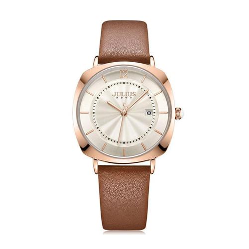 Julius Classic Brown Watch