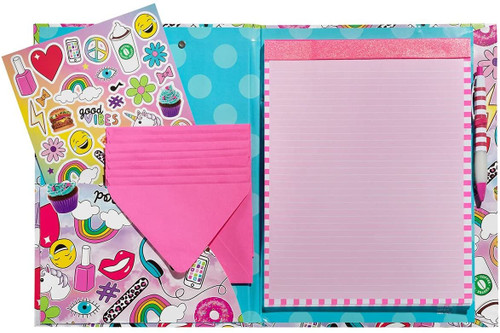 Clipboard with Stationary