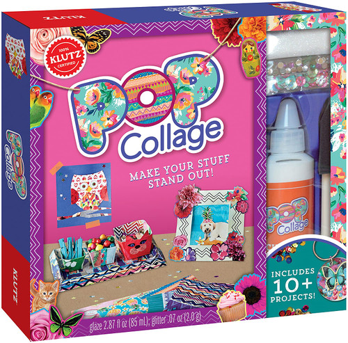 Pop Collage Craft Kit