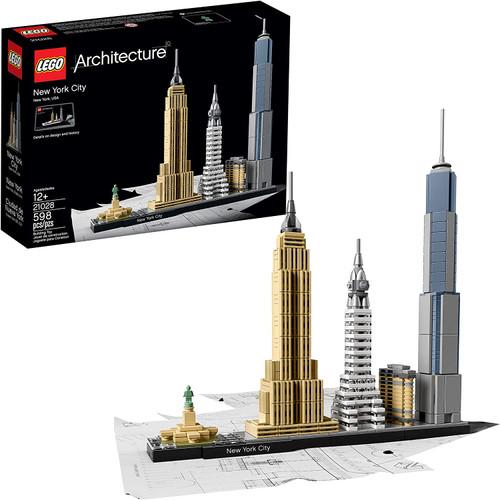 Lego Architecture New York City