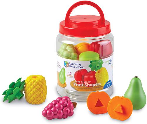 Snap-n-Learn Fruit Shapers
