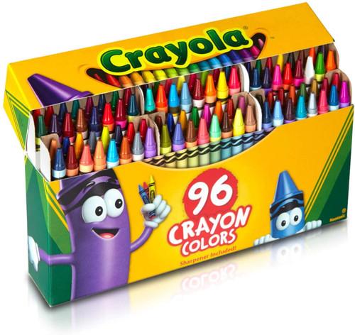 Crayola 96 Ct Crayons
