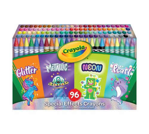Crayola 96 Ct Crayons Specialty