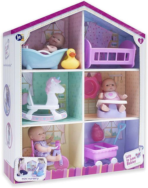 Triplets Deluxe Accessory Gift Set