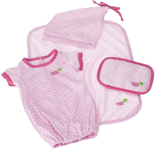 """Clothing Set for 15"""" Doll 4 Piece Set"""